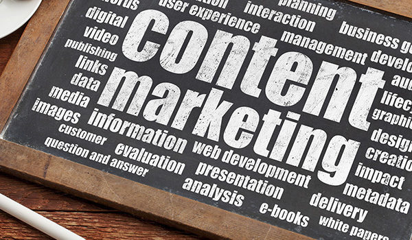 Content Marketing Landscape in 2019